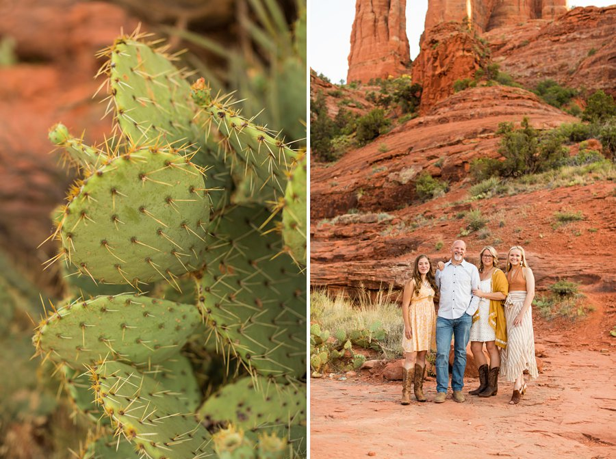 VanPoolen Family - Red Rock Portrait Photography 8