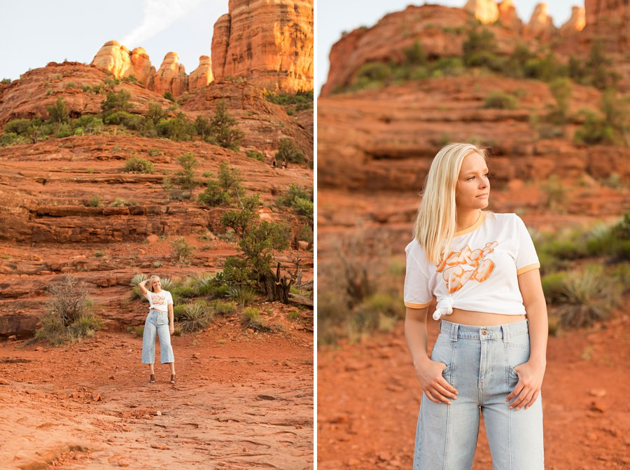 VanPoolen Family - Red Rock Portrait Photography 11