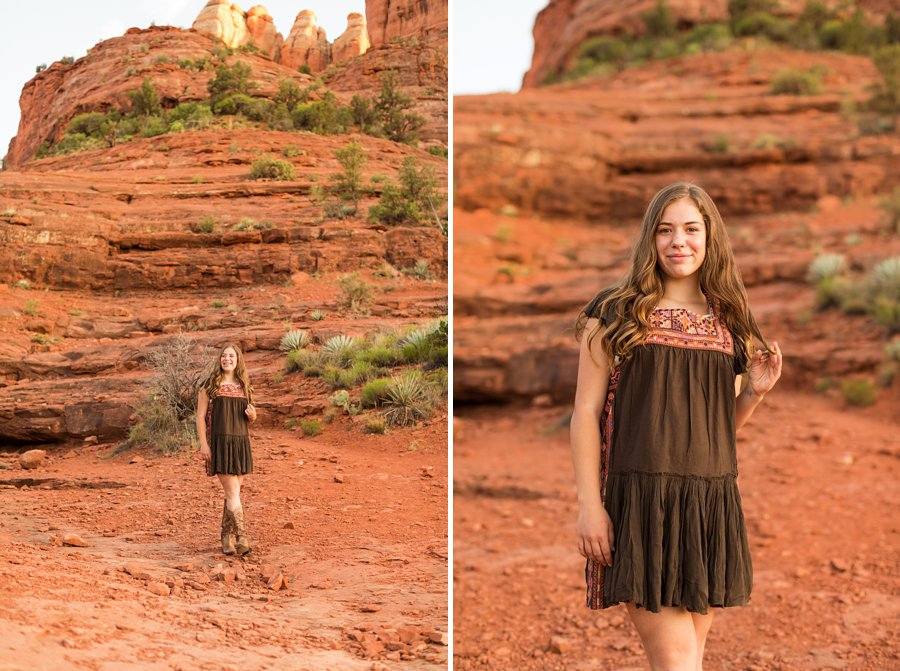 VanPoolen Family - Red Rock Portrait Photography 12
