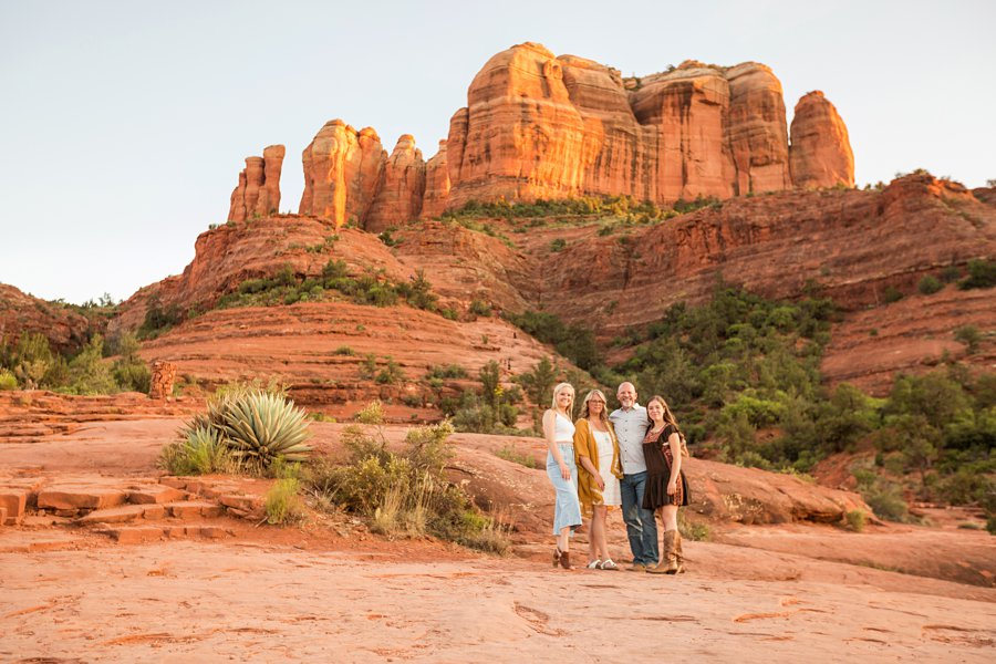 VanPoolen Family - Red Rock Portrait Photography 133 Spotlight Testimonials for Sedona Photographer