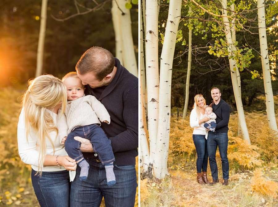 Wilson Family - Arizona Fall Portrait Photography 2
