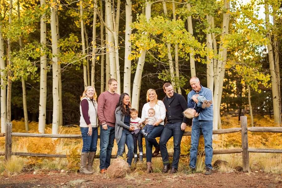 Wilson Family - Arizona Fall Portrait Photography 4