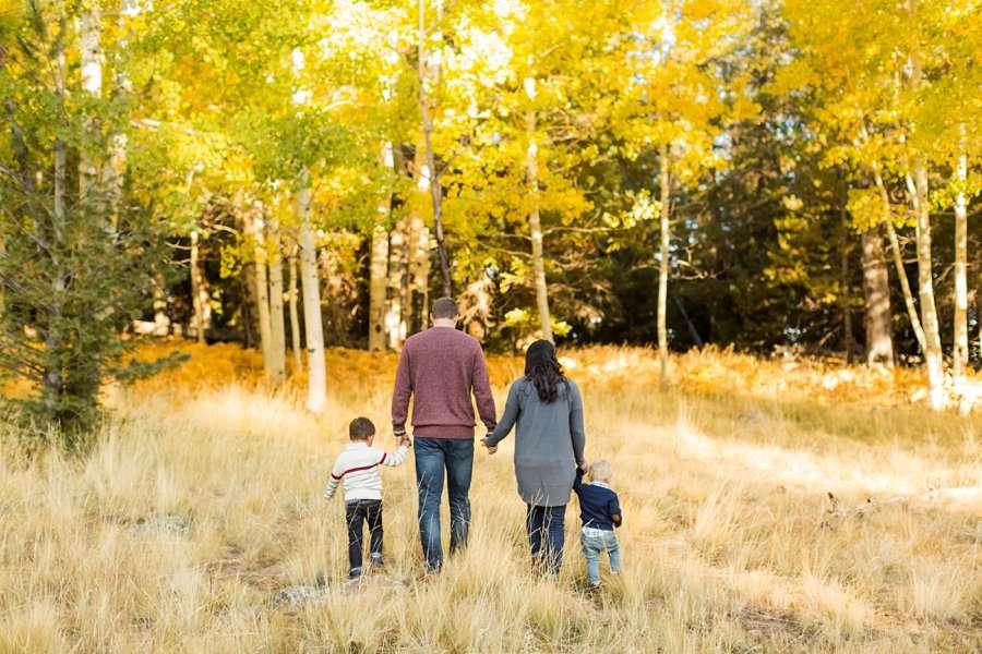 Wilson Family - Arizona Fall Portrait Photography 9