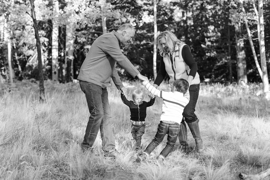 Wilson Family - Arizona Fall Portrait Photography 10
