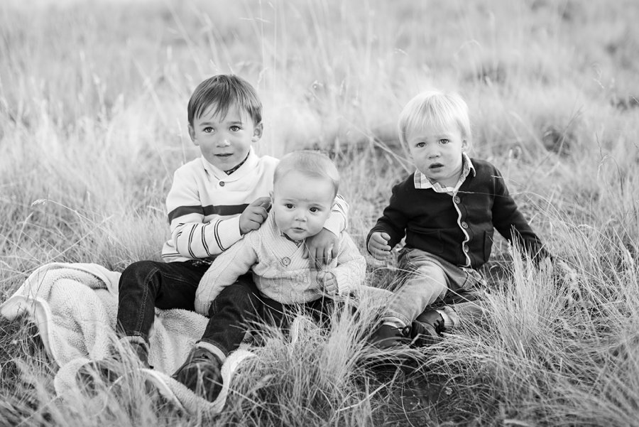 Wilson Family - Arizona Fall Portrait Photography 12