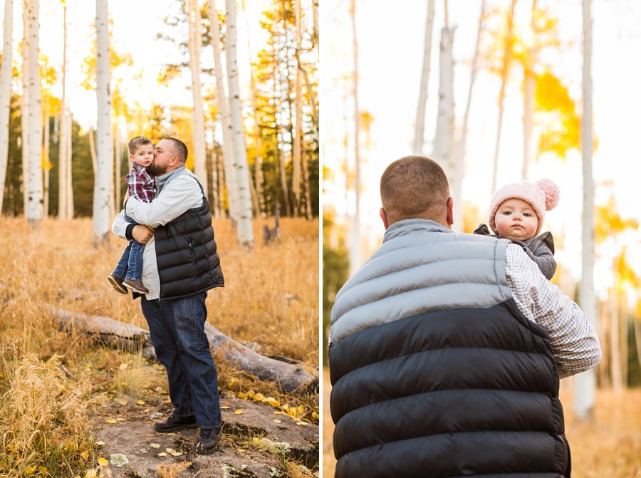 Williams Family: Autumn Family Photographers Flagstaff 03