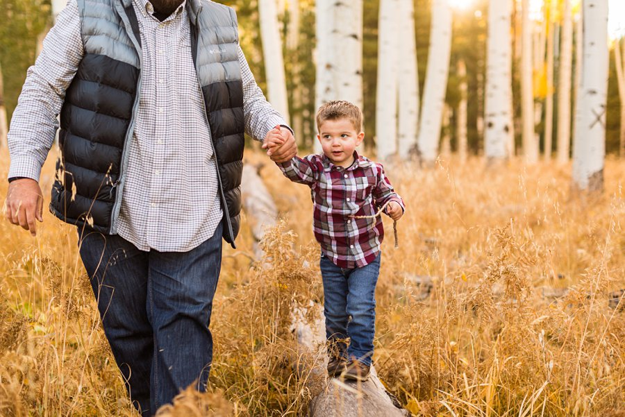 Williams Family: Autumn Family Photographers Flagstaff 05