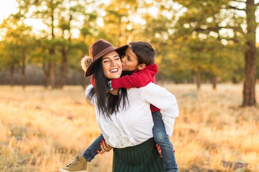 Annie and Ryder: Northern Arizona Portrait Photographer