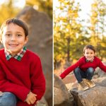 Flagstaff AZ Family Photography: Annie and Ryder