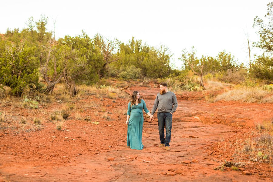 Maternity and Newborn Photographer Sedona AZ 0