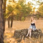 Emily: Northern Arizona Graduate Photography