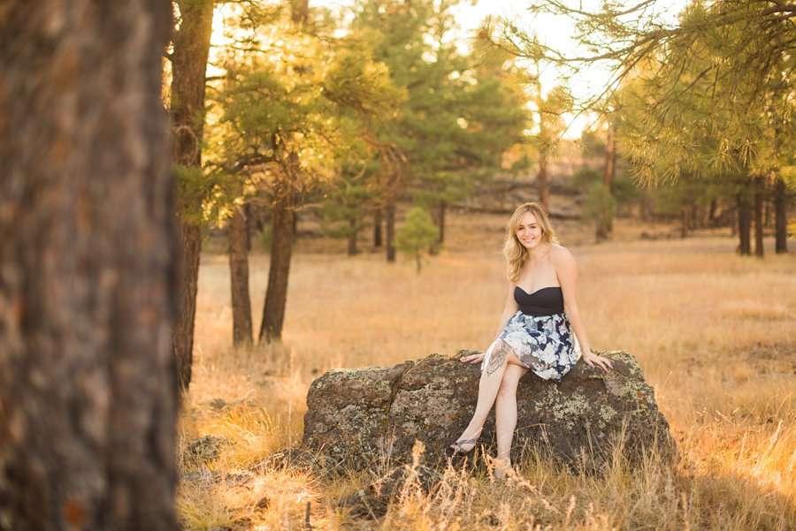 Flagstaff AZ Senior Portrait Photographers 02