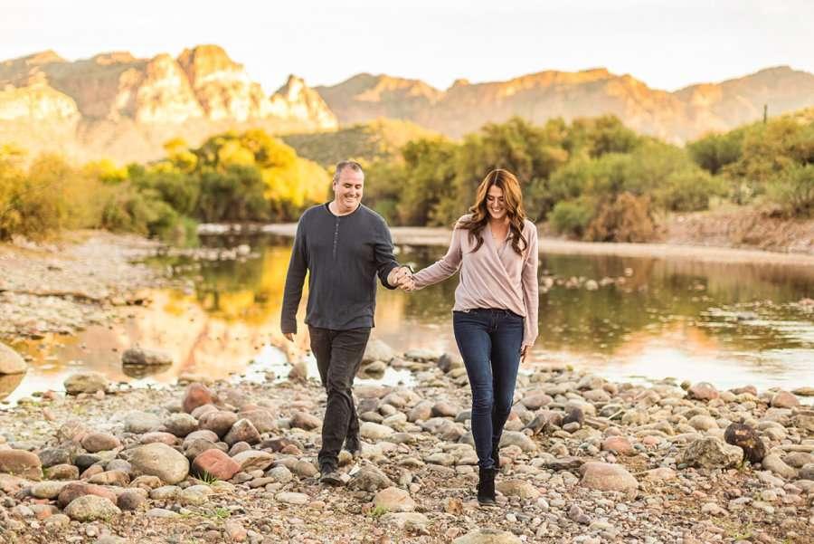 Salt River Arizona Engagement Photographer 0