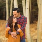 Lexi and Justin: Flagstaff AZ Engagement Photographers