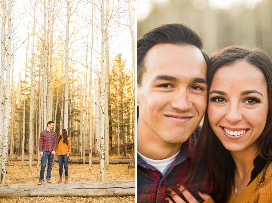 Lexi and Justin: Couples Photography Northern Arizona 05645