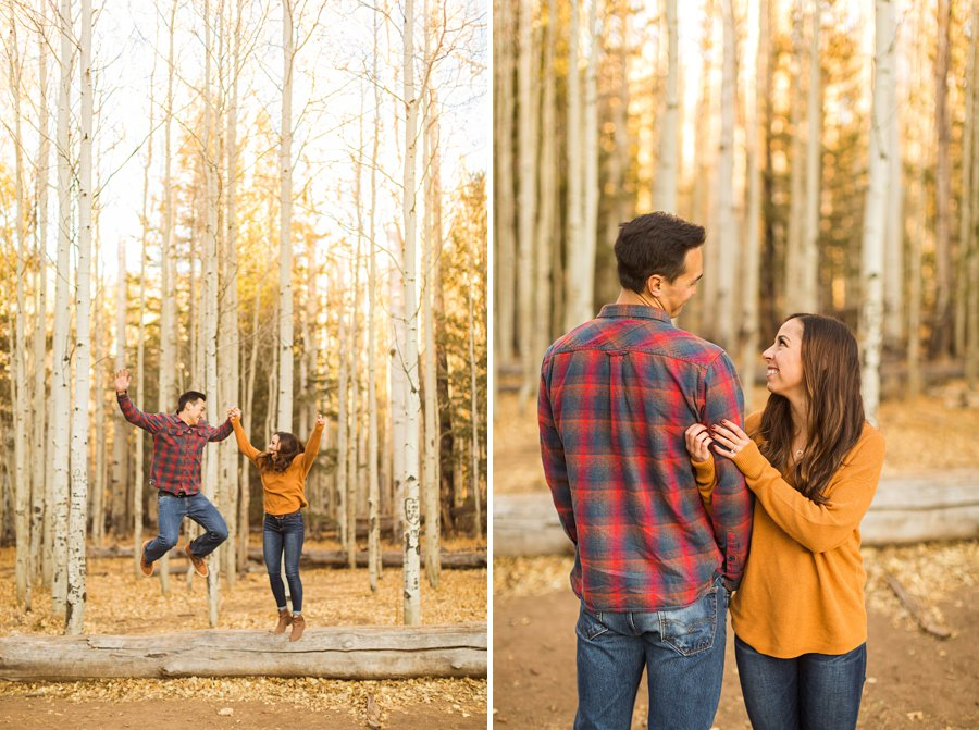 Lexi and Justin: Couples Photography Northern Arizona 0434