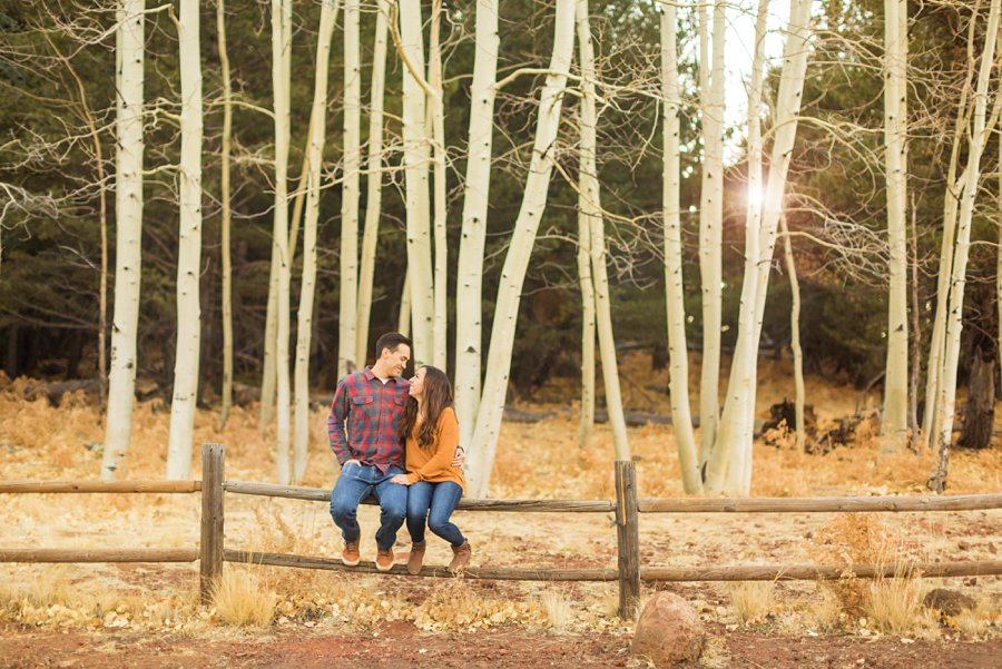 Lexi and Justin: Couples Photography Northern Arizona 07647