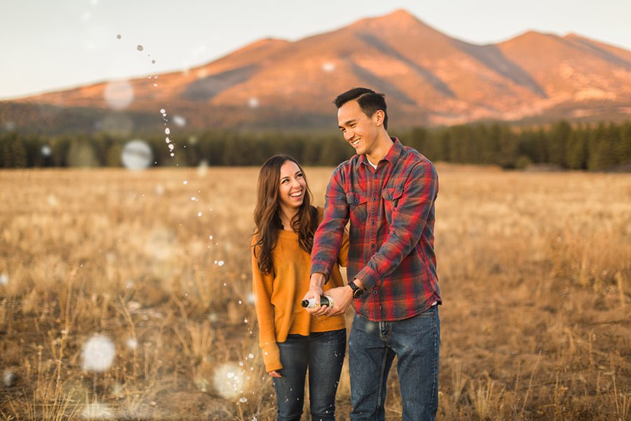Lexi and Justin: Couples Photography Northern Arizona 0464