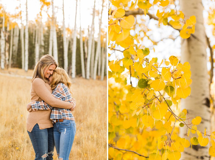 Lowe Family: Autumn Family Photographers Flagstaff AZ 8