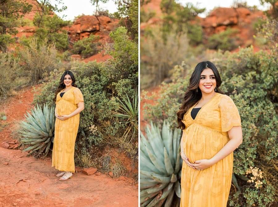 Sedona Family and Maternity Photography 06