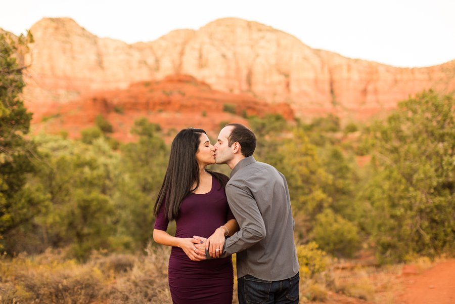 Rose and Steven: Northern AZ Couples Photography 06