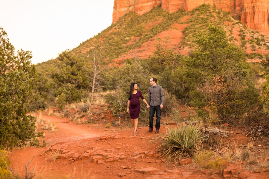 Rose and Steven: Northern AZ Couples Photography 08