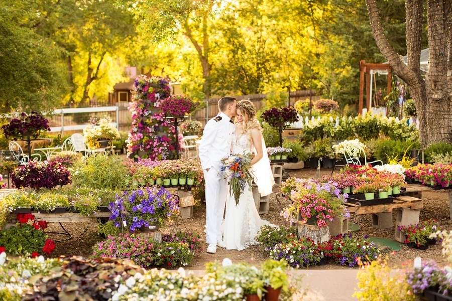 Northern Arizona Wedding Venue Selection - Saaty Photography