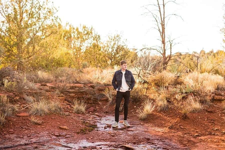 Sedona Arizona Senior Portrait Photographers 02