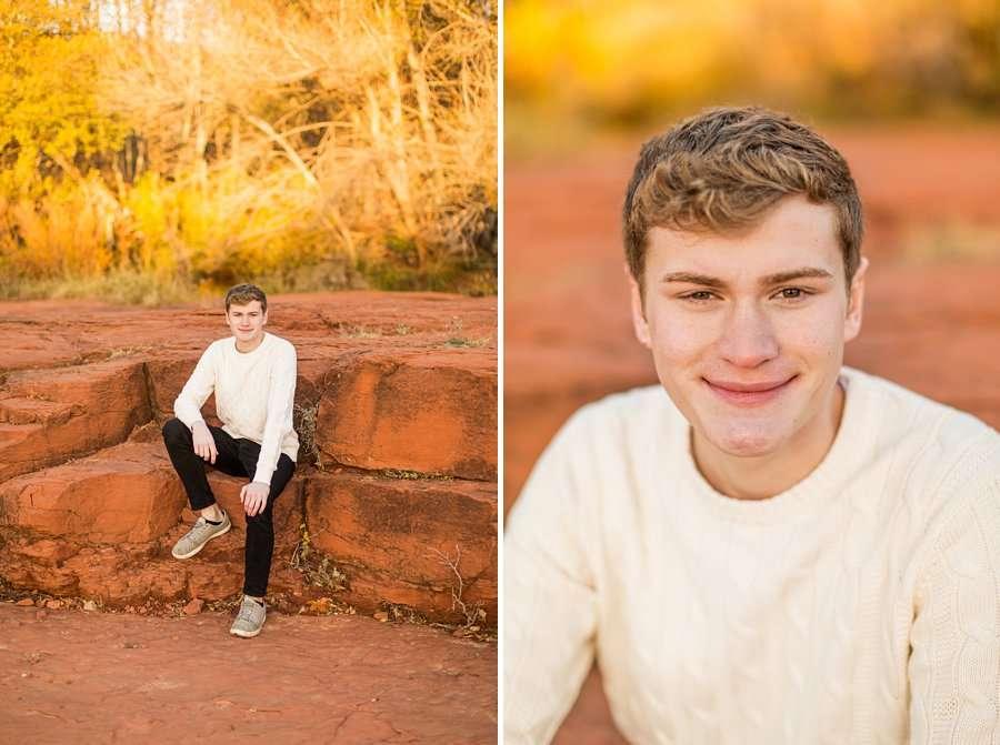 Northern AZ Graduate Photography: Cawthon