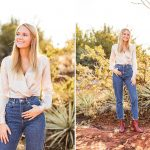 Northern AZ Graduate Photographer: Gabby