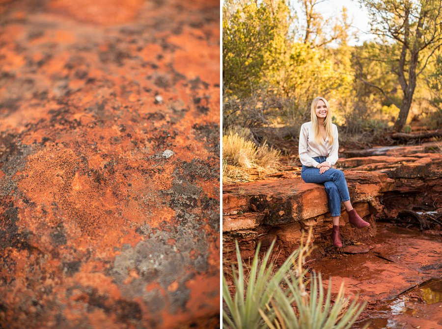 Sedona Arizona Senior Portrait Photography 03