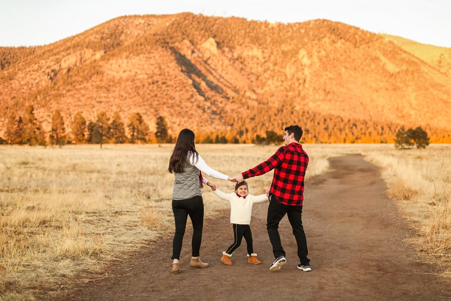 Northern AZ Portrait Photographer: Gomes Family