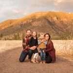 Howell Family: Flagstaff Arizona Mini Session Photographers