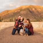 Northern AZ Family Portrait Photography: Howell Family