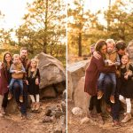 Howell Family: Flagstaff Arizona Mini Session Photographers
