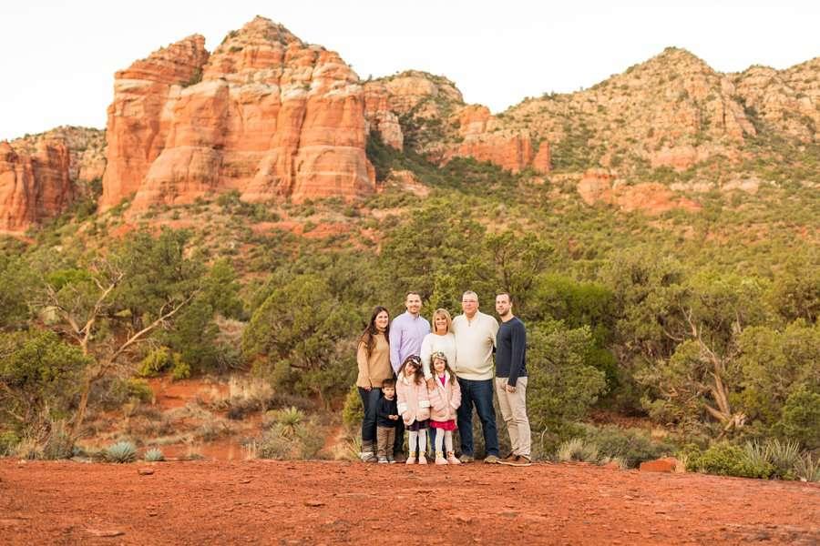 Sedona AZ Family Vacation Photographer 0