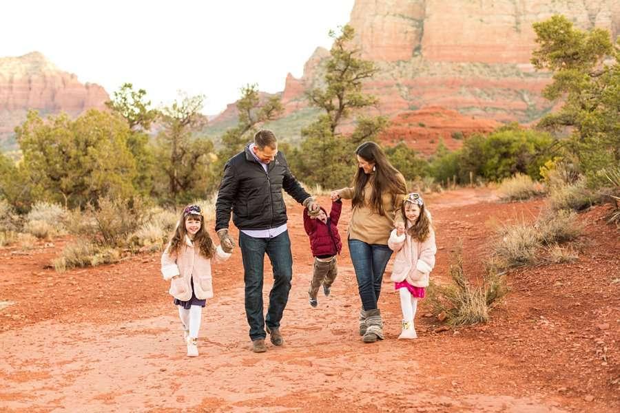 Lofton Family: Northern Arizona Portrait Photography