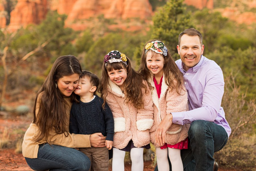 Sedona AZ Family Vacation Photographer 01