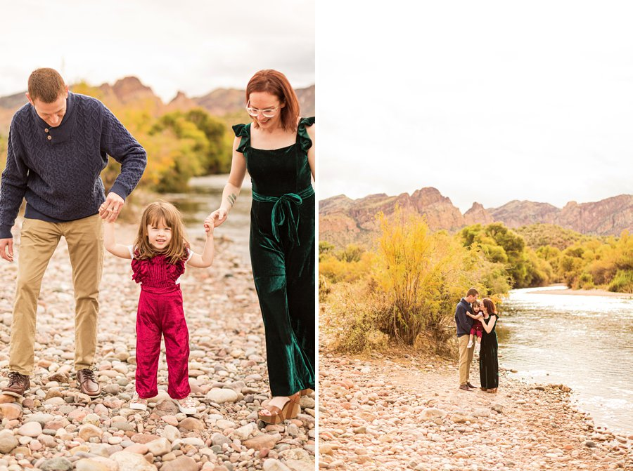 Mertens Family: Sedona Arizona Portrait Photography 1