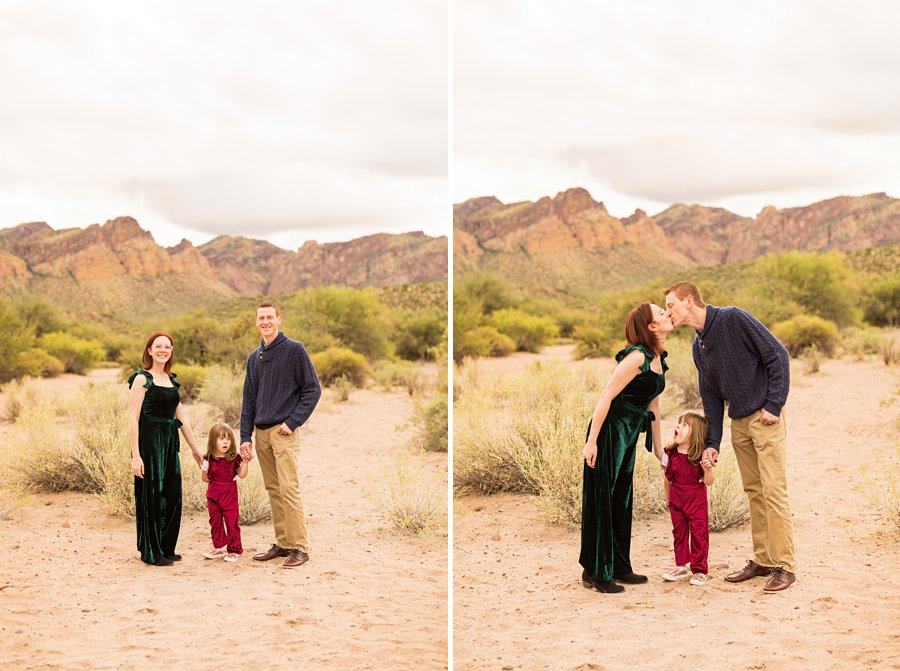 Mertens Family: Sedona AZ Portrait Photography 6