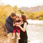 Sedona Arizona Portrait Photography: Mertens Family