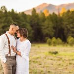 Northern Arizona Intimate Wedding: Monica and Jonathan