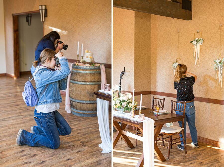 Saaty Photography: Flagstaff Arizona Wedding Workshop