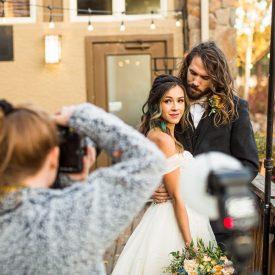 Northern Arizona Styled Shoot Wedding Workshop
