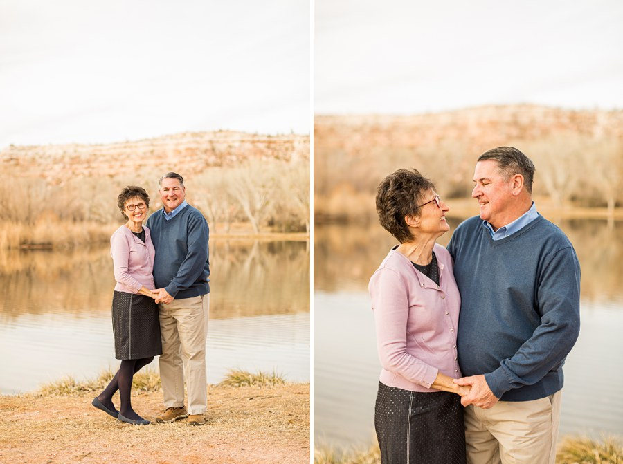 Puffer Family: Sedona Arizona Portrait Photography Grandparents