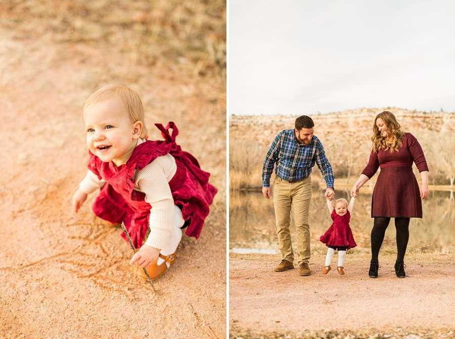 Puffer Family: Sedona Arizona Portrait Photography Kids