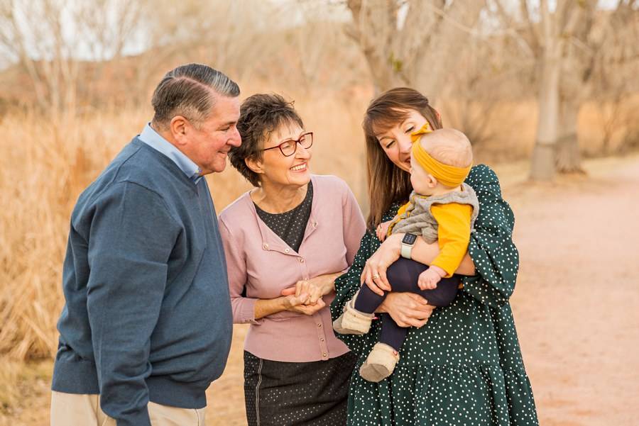 Puffer Family: Sedona Arizona Portrait Photography Joy