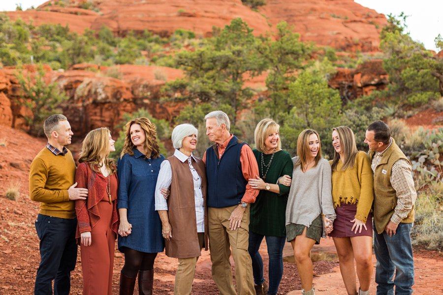 Sedona Arizona Family Vacation Photographer 02
