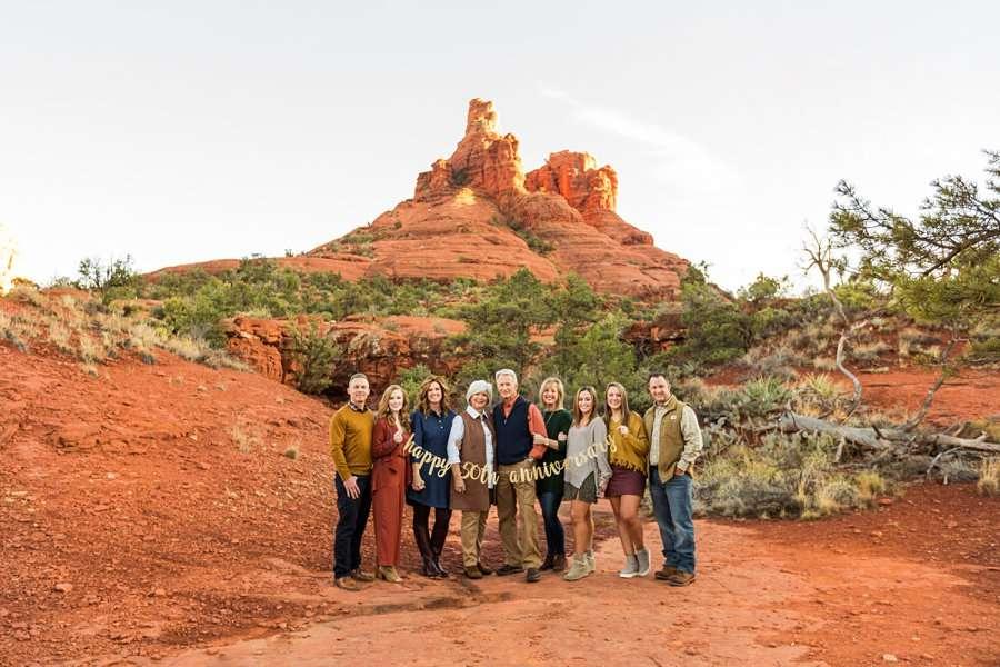 Sedona Arizona Family Vacation Photographer 0