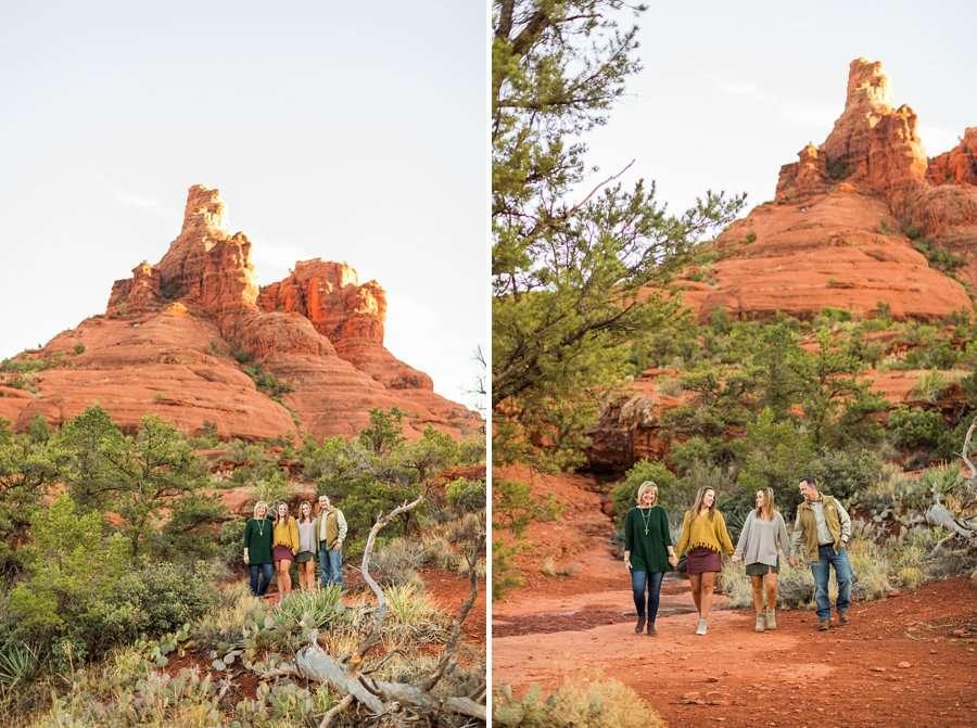 Sedona Arizona Family Vacation Photographer 01